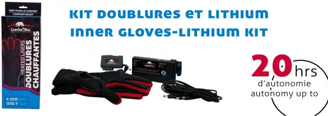 inner gloves-lithium kit
