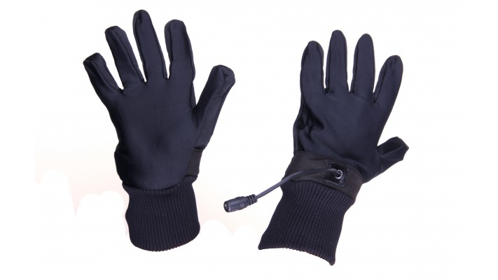 Carbon heated liner gloves