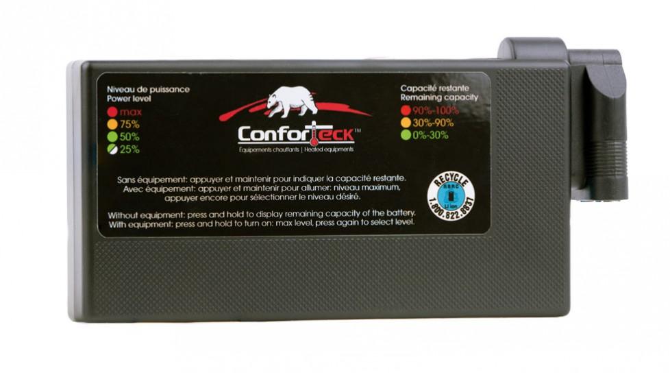 Batterie Conforteck lithium seule