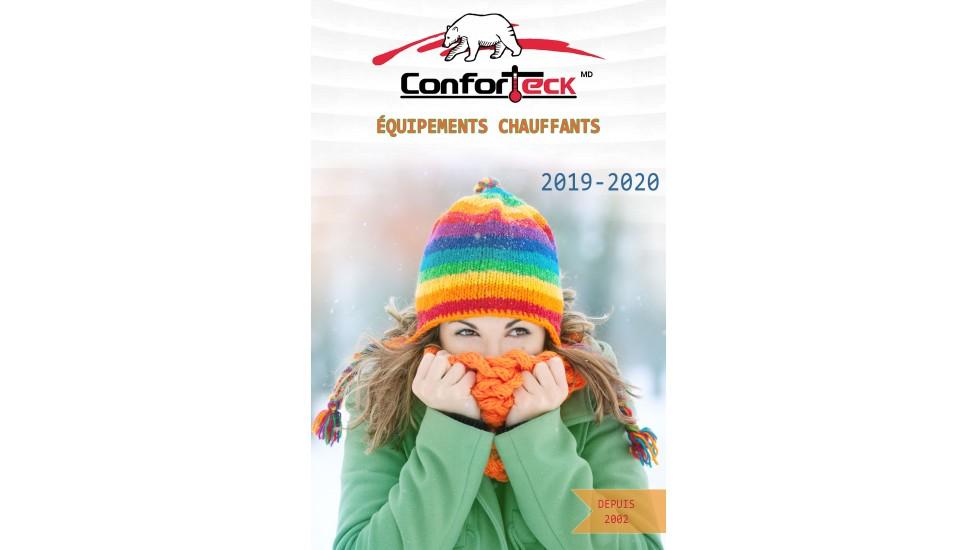 2019-2020 Conforteck Catalog
