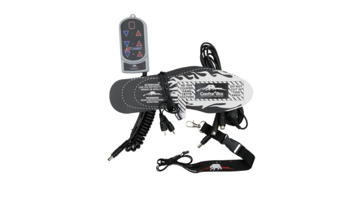 X-Treme Kit with heated insoles